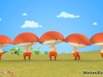 Red mushroom feeling bad