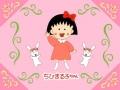 [:es] Maruko bailando con los conejitos [:en]Maruko dancing with bunnies