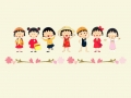 Maruko, her clothes and costumes for all occasions