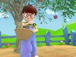 Ciruela - Dibujos de frutas y verduras