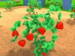 Fresa - Dibujos de frutas y verduras
