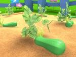 Calabacin - Dibujos de frutas y verduras