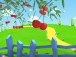Cerezas - Dibujos de frutas y verduras