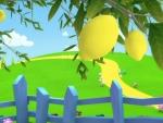 Limon - Dibujos de frutas y verduras