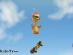 Quigley skate big jump