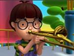 Trombón - instrumentos de música