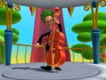 double bass  - Musical instruments