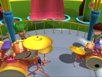 drum kit - Musical instruments