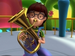 tuba - Musical instruments
