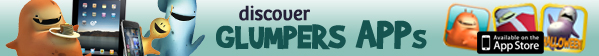 Glumpers APPs, games and videos for kids
